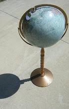 Jeg vil reise rundt i verden!