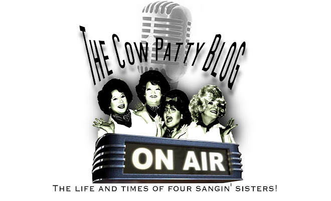 THE COW PATTY BLOG