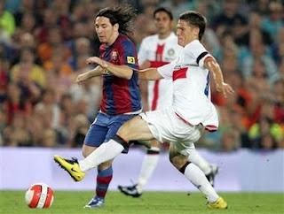 Resultado del Partido Barcelona Vs Inter – Gana Barcelona 1 a 0, Pero es Inter Quien Vá a la Final de La Champions League