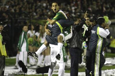 Resultado Final Futbol Colombiano Partido De Ida ( Equidad 1 – 0 Junior)