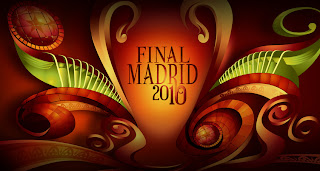 Todo Listo Para La Gran Final De La Champions League (Madrid 2010)