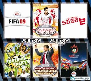 Pack De Juegos De Futbol Gratis Para Celular