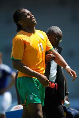 El Mundial Pierde Otro Gran Jugador: Didier Drogba
