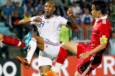 Francia Llegara Al Mundial Con Un Bajo Perfil, Luego De Lo Visto En Los Amistos Premundialistas