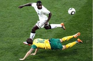 Goles Del Partido Ghana vs Australia