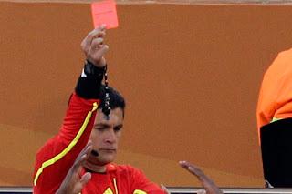 Arbitros Que Pitaran La Recta Final Del Mundial Sudafrica 2010