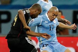Goles Del Partido Alemania vs Uruguay