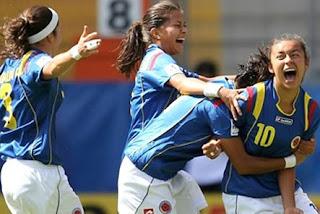 Colombia Gáno Y Se Clasifico A Las Semifinales Del Mundial Femenino Sub-20