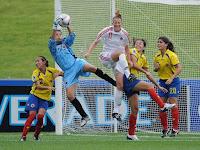 Resultado partido Colombia vs Corea Mundial Femenino Sub 20 Alemania 2010 – Colombia Perdió 1 – 0 pero logró un historico cuarto puesto