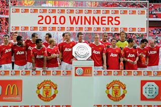 Manchester United Es El Primer Campeon De Inglaterra