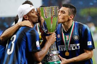 Inter Se Corono Campeon De La Supercopa Italiana