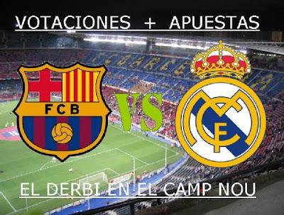 El Mundo Entero Se Paralizará Con El Super Clasico Barcelona-Real Madrid