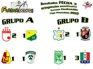 Comienza La Recta Final De La Liga Postobon 2010