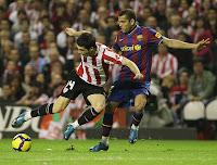 Barcelona No Pudo Con El Athletic En Su Estadio, Y Regalo Un Valioso Empate En Partido De Ida Correspondiente A La Copa Del Rey