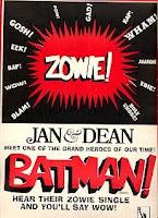 jan and dean meet batman record 1966