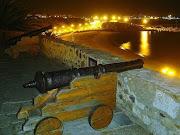 Canhões no Castelo de Sines