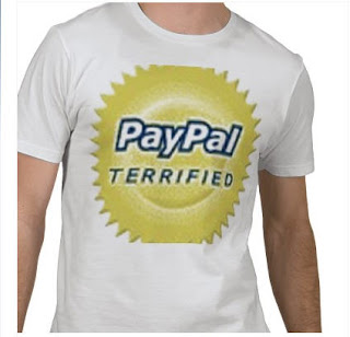paypal charges terrified