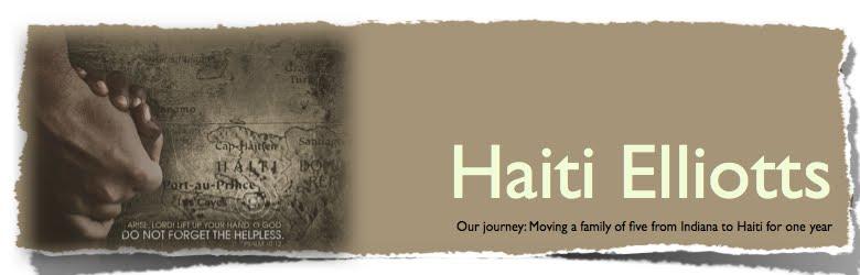 Haiti Elliotts