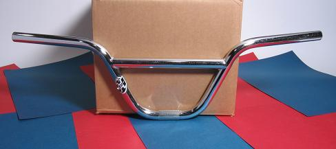 1990s Huffy Chrome BMX Handlebars