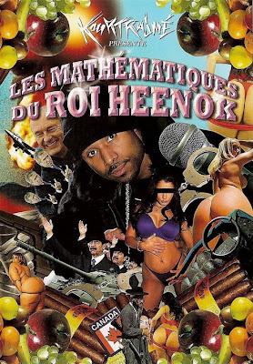 album double cd du Roi Les+Math%C3%A9matiques+du+Roi+Heenok+%5BKourtrajm%C3%A9%5D+%282008%29