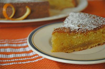 Oh Kitchen, What Won't You Do?: Orange Olive Oil Cake
