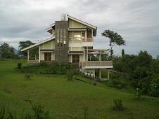 Villa di kebun Sedap Alami