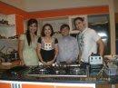Acara Healthy Life bersama Soraya Haque dan Edwin Lau di Metro TV