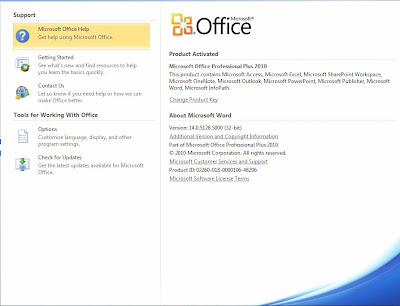 office 2010 full version