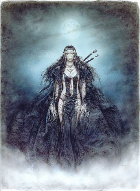 Royo Subversive Beauty Collection - Daughter of the Moon