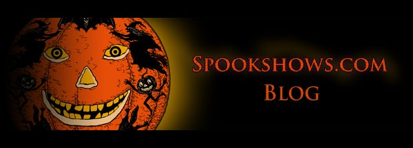 SPOOKSHOWS.COM BLOG