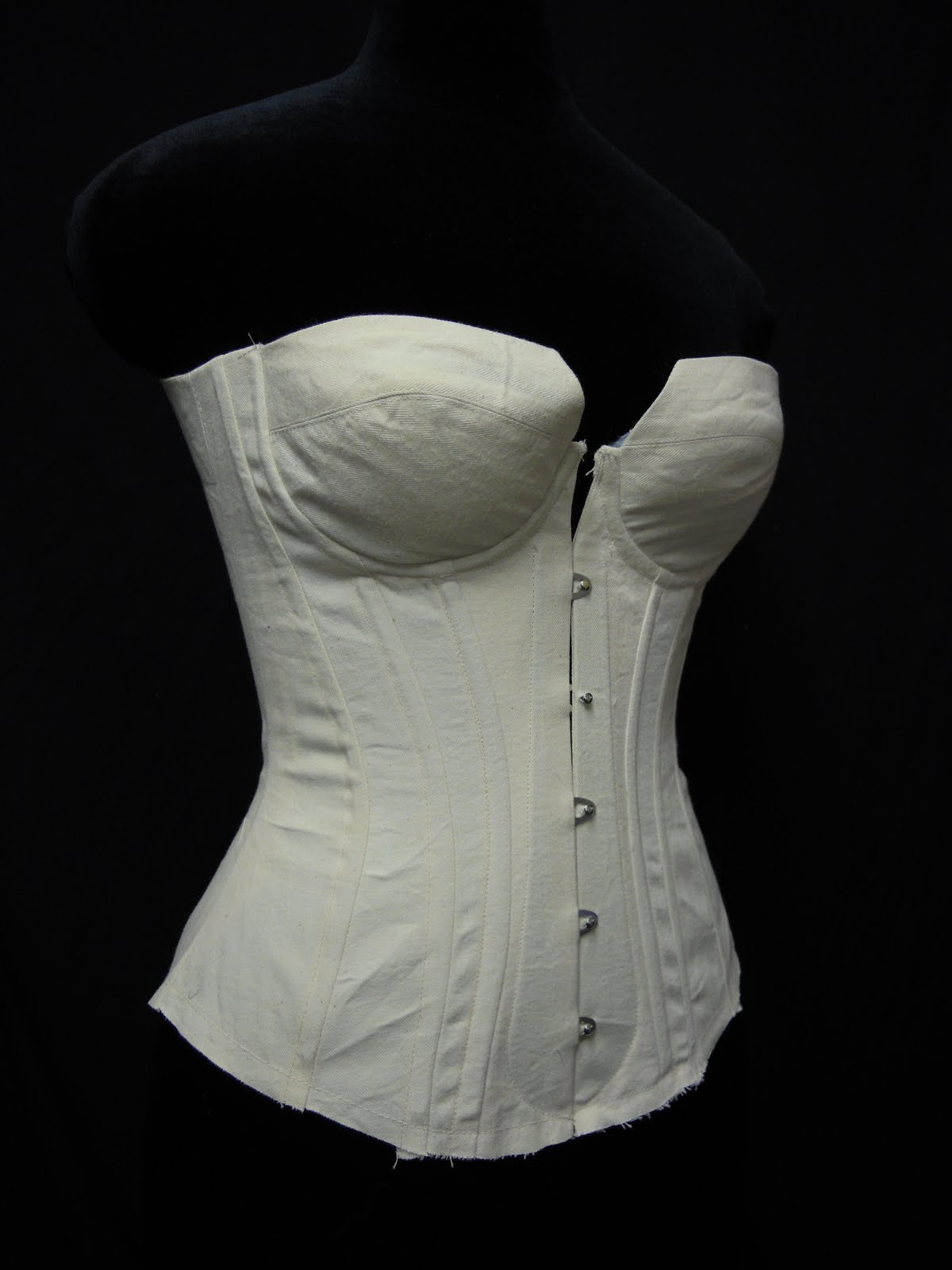 Period Corsets: Period Corsets: What is a Toile?