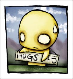 hugs 5cents