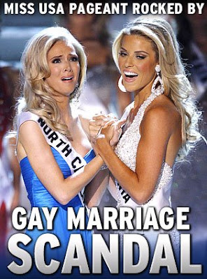 Miss Usa Gay Question 11