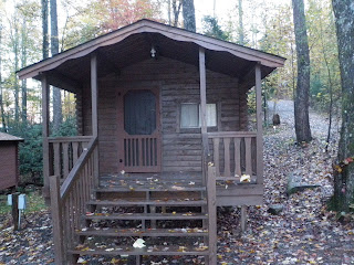Cabin at Black Forest Campground
