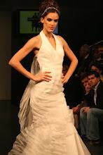 Vestido de noiva com alsa