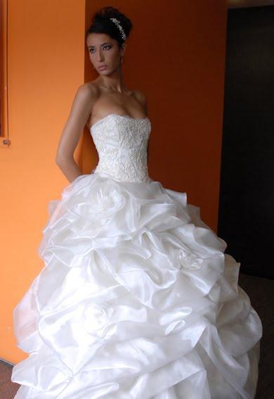 Vestido de Noivas de CRISTINA LOPES