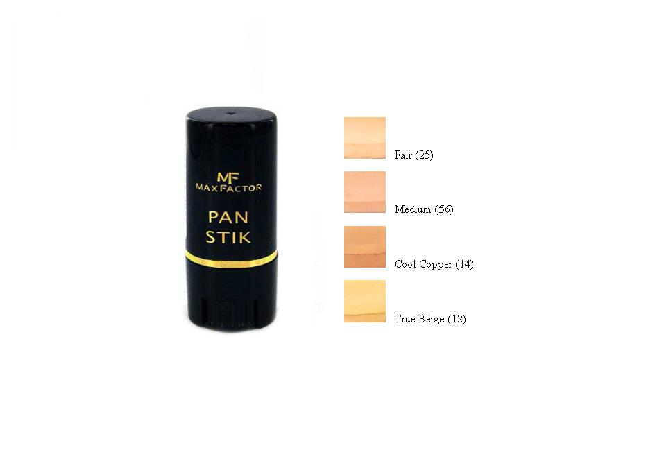 max factor pan stik makeup. Pan-Stik Ultra Creamy Makeup