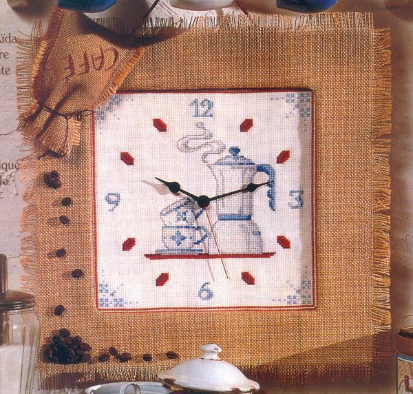 Labores Punto De Cruz Relojes En Punto De Cruz
