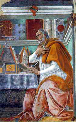 st augustines theory of illumination essay States that there exists in st augustine's work a unified theory of st augustine's theory of knowledge a contemporary analysis chapter on `illumination.