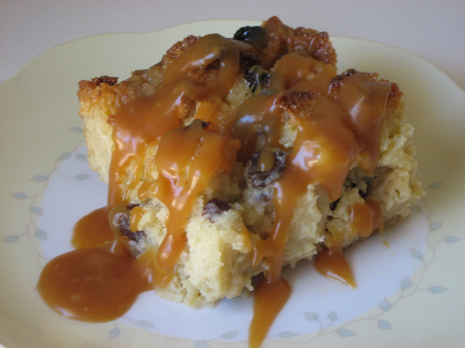 pudding birthday cake bread pudding it was a very birthday cake my ...