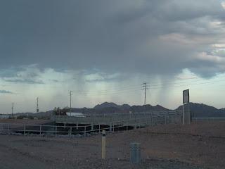 Desert Rains