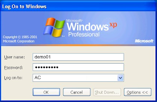 Password Windows XP