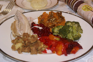Our Thanksgiving 2008 Feast