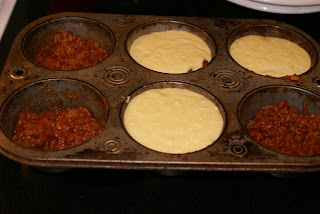 Chili Cornbread Cups   $5 Dinner Challenge