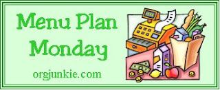 mpm121 Menu Plan Monday   January 12