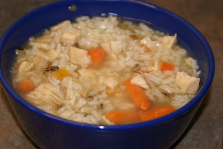 Blog+002 Turkey Wild Rice Soup   $5 Dinner Challenge