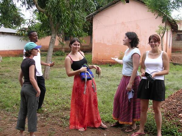 Les Bénévoles en mission