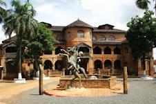 Visiter le  Musée Royal du Palais du Sultan Bamoun