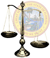 Scales of Justice in Florida
