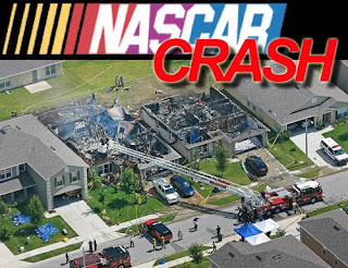 NASCAR Plane Crash in Sanford, Florida near Daytona Beach